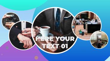 Trendy Media Presentation Premiere Pro Template