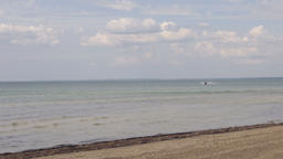 Lake Ontario Horizon Footage