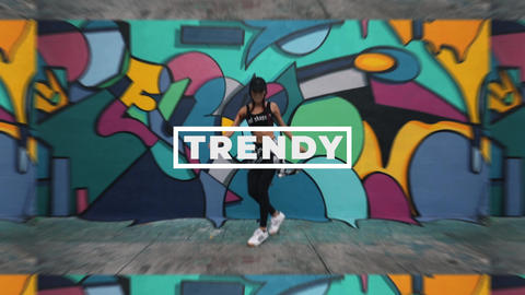Trendy Fashion Opener After Effects Template
