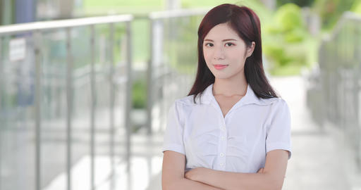 businesswoman look you Live影片