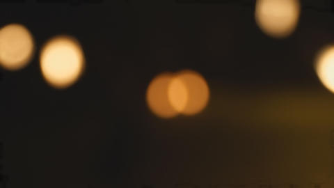 Abstract blurred lights Footage