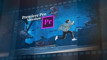 Slideshow Premiere Pro Template