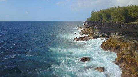 Coastline of Hawaii GIF
