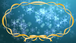 Snow falls frame 6 Animation