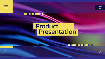 Product Presentation After Effects Template