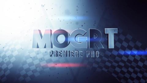 Race Zone Title design Motion Graphics Template