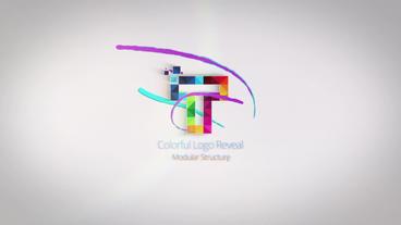 Cartoon Lines Logo After Effects Template