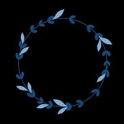 Floral Wreath (1) Animation