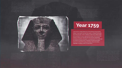 History 2 After Effects Template