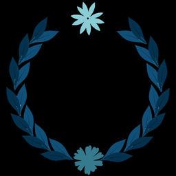 Floral Wreath (17) Animation
