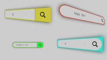 簡介、標題及開場 after effect 模板,ae素材下載