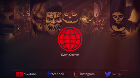Event Opener After Effects Template