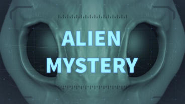 Alien Mystery Plantilla de After Effects