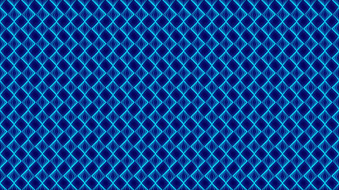 Abstract Line glowing right angle zigzag rotate moving illustration blue color Animation