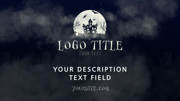 Vampires village After Effects Template
