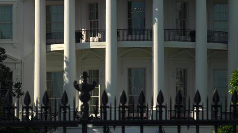 WASHINGTON, DC, USA - Circa 2017: The Ellipse, officially... Stock Video Footage