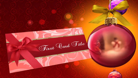 Christmas Fun After Effects Template