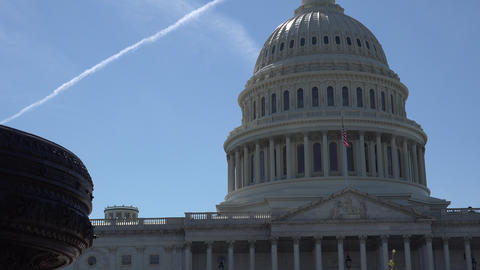 WASHINGTON, DC, USA, The U S Capitol,often called the… Stock Video Footage