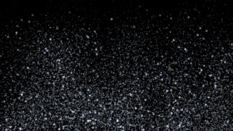 4k the Milky Way galaxy stars sky,dust snow,particle fireworks pollution dust Footage