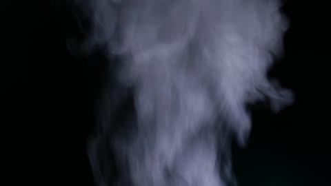 Ungraded: Water Vapor / White Smoke / Steaming stock footage