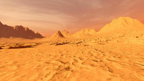 Mars Animation