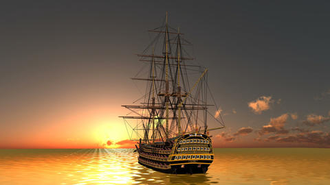Sailboat Animation