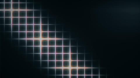 Retro Wave Shiny Grid VJ Loop GIF