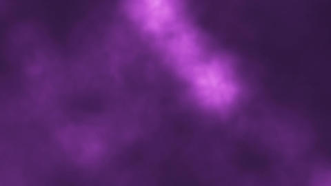 Purple Stage Smoke Fog Loopable Motion Graphic Background Animation