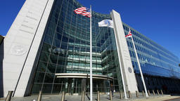 US United States Securities and Exchange Commission SEC in Washington DC Archivo