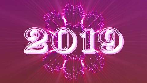 2019 with flare 7 Animation