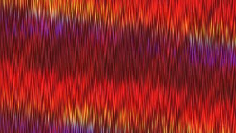 ホログラムシートのテクスチャ(ループ可能)-ヘアライン/等速/レッド CG動画