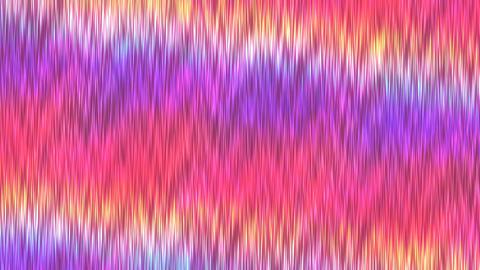 ホログラムシートのテクスチャ(ループ可能)-ヘアライン/等速/ピンク CG動画