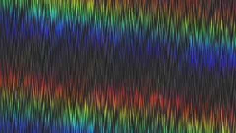 ホログラムシートのテクスチャ(ループ可能)-ヘアライン/加速あり/シルバー CG動画