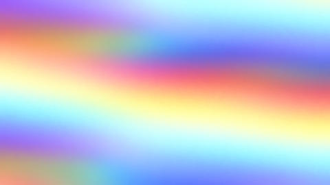 ホログラムシートのテクスチャ(ループ可能)-オーロラ/等速/ライトシルバー CG動画