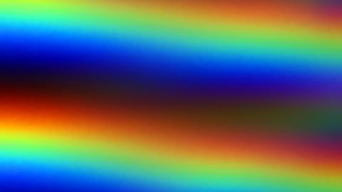 ホログラムシートのテクスチャ(ループ可能)-オーロラ/加速あり/シルバー CG動画