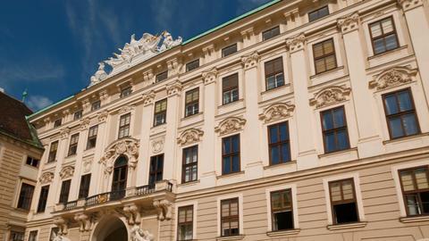 Hofburg Palace, Vienna, Austria GIF