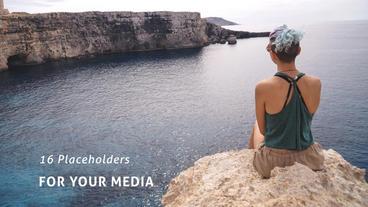 Media & Entertainment AE templates, motion graphics templates