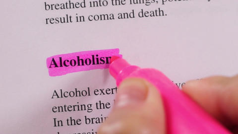 Medical Condition Highlight Alcoholism Live Action