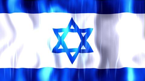 Israel Flag Animation