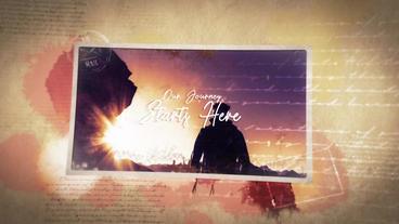 Our Journey Creative Slideshow Plantilla de After Effects