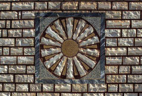 Element of mosaic フォト