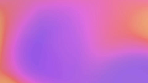 Abstract multicolored motion gradient background. Seamless loop motion design Footage