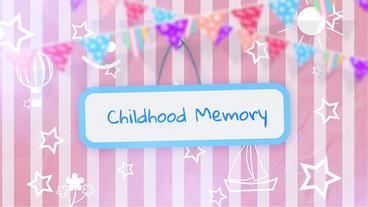 Childhood Memory Premiere Proテンプレート