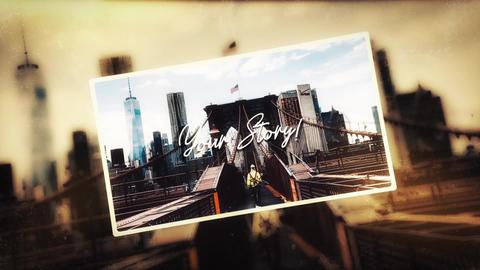Elegant Slideshow Plantilla de After Effects