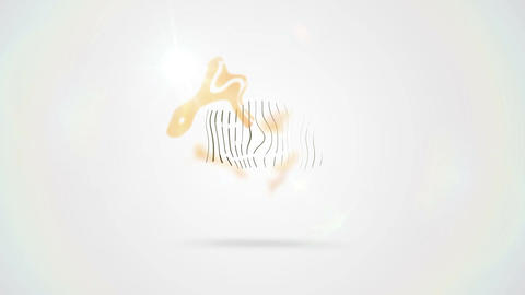 Corparate Liquid Logo Sting After Effects Template
