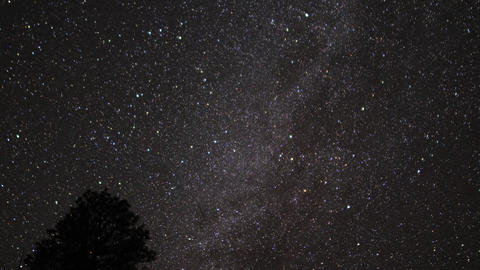 Milkyway Timelapse 23 Footage