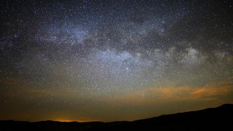 Milky Way 10 Timelapse Mojave Desert California_1 Live Action