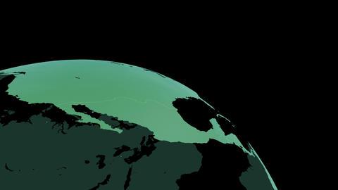 Earth CG 18 B2L2 4k GIF