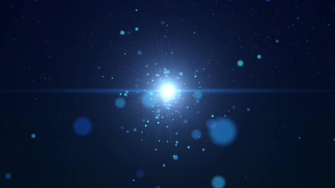 Background CG Space Energy GIF
