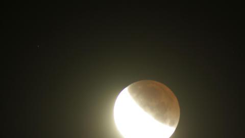 Lunar Eclipse 2012 Timelapse 02 Footage